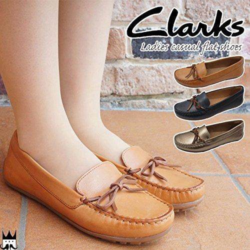 Clarks(クラークス)『206GDameoSwingモカシンシューズ本革』