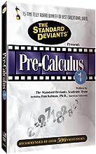 Standard Deviants: Pre-Calculus, Vol. 1