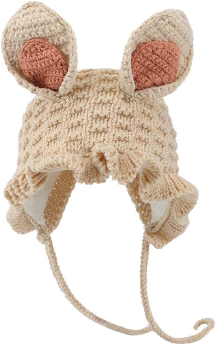 Beanie Hat for Kids All items free shipping Toddler Girls Wi Caps Great interest Boys Skull Rabbit Cute
