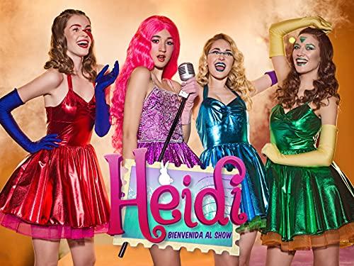 Videoclip: Heidi Bienvenida al Show