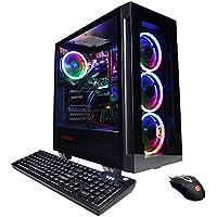 CyberpowerPC Gamer Supreme Gaming Desktop with AMD Octa Core Ryzen 7 3800X / 16GB RAM / 1TB SSD / Windows 10 / 8GB Video
