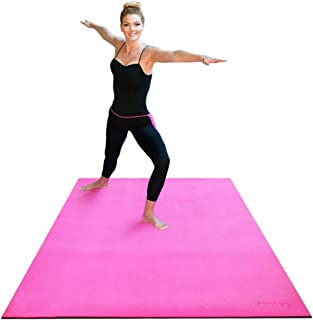 RevTime Large Exercise Mat - 7' x 4' (84