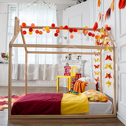 Cama Montessori 80X160 Marca SWEET HOME