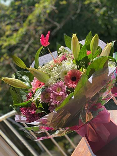 Summer Bloom - Bouquet di fiori freschi