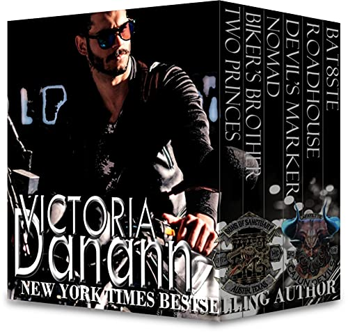 THE BIKER COLLECTION: Books 1-6 (English Edition)