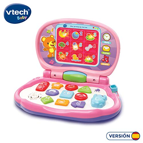 VTech-Mis primeras Teclas Ordenador Infantil...