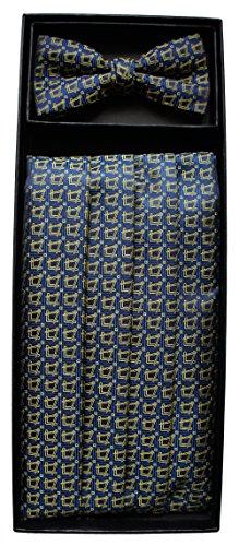 Bow Tie Cravate Motif maçonnique Cummerbund & pièces (Import Allemagne)