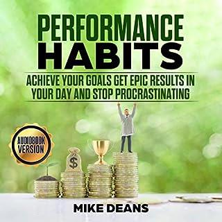 Performance Habits cover art
