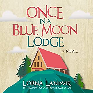 Once in a Blue Moon Lodge audiobook cover art