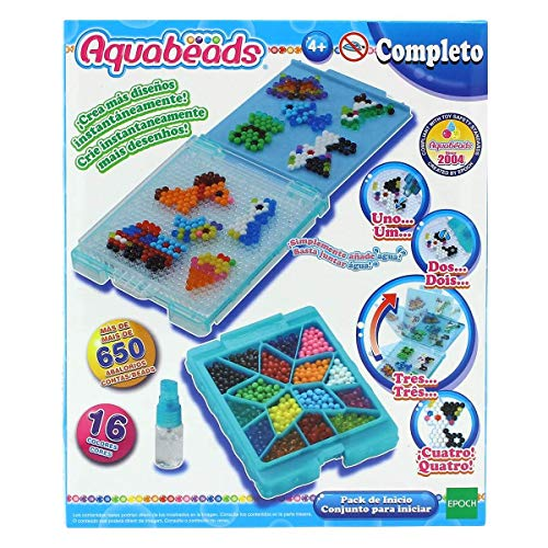 Aquabeads Initiation Pack Epoch Traumwiesen 31382