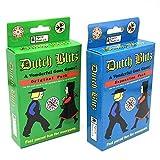 Dutch Blitz Juego de cartas para fiesta y familia (inglés)