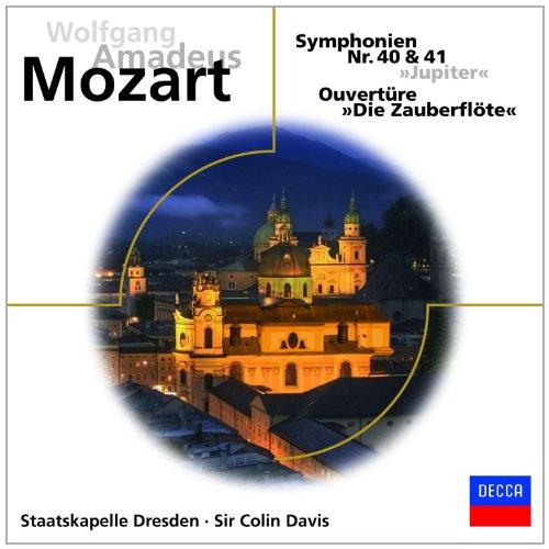 Mozart-Sinfonien 40 & 41