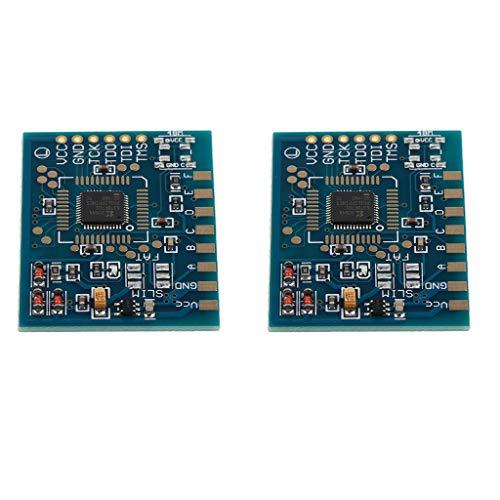 #N/A/a Paquete de 2 Matrix Glitcher V1 Corona Pulse Chip Reemplazo para...