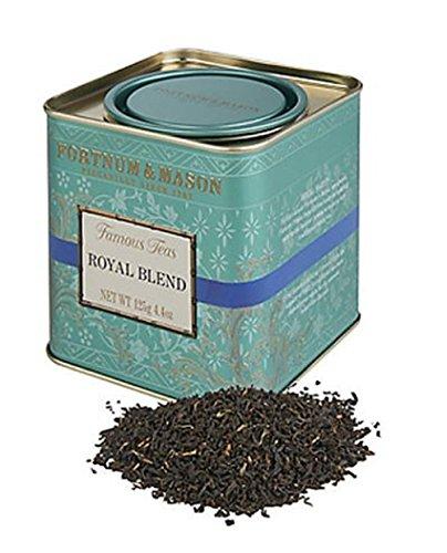 フォートナム アンド メイソン FORTNUM AND MASON 紅茶 ティー 茶葉 (ロイヤルブレンド 125g)