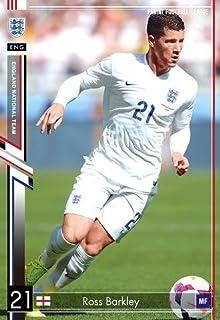 パニーニフットボールリーグ/第11弾/PFL11-086/イングランド代表/RG/ロス・バークリー...