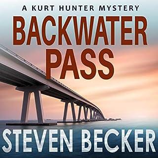 Backwater Pass audiobook cover art