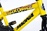 Dynacraft 16' Magna Major Damage Boys BMX Street/Dirt Bike