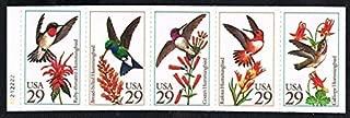 USPS Hummingbirds Booklet of Twenty 29 Cent Stamps Scott 2646A BK201