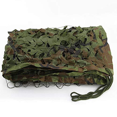 Royaliya Tarnnetz Camouflage Netz Jagd 3x5m Bundeswehr Waldlandschaft Sonnenschutz Tarnung Netz Freizeit Camping Outdoor