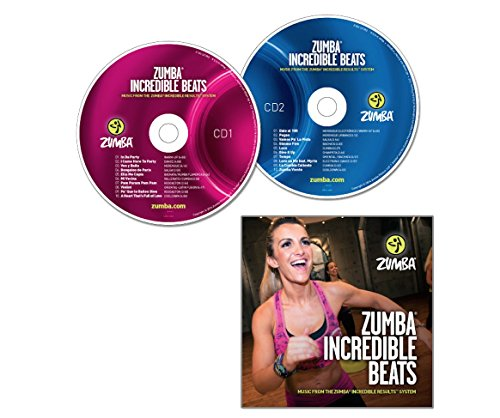 Zumba Incredible Beats Set: Music from the Zumba Incredible Results System