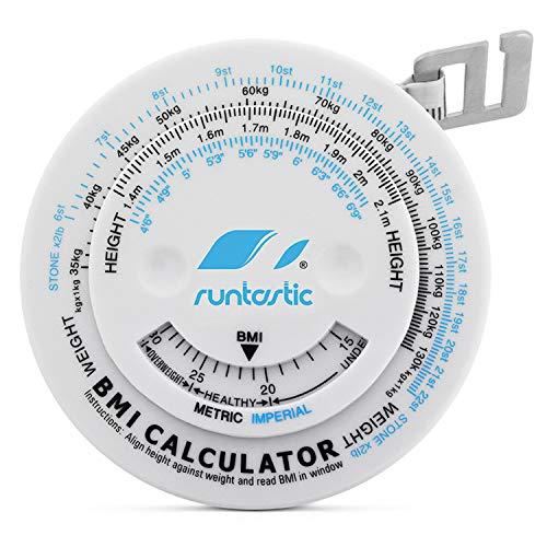 Preisvergleich Produktbild Runtastic Measuring Tape Up To 150cm,  RUNMB1 (Up To 150cm)