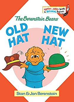 Old Hat New Hat (Bright & Early Books(R)) by [Stan Berenstain, Jan Berenstain]