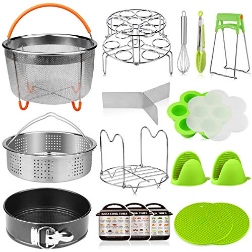 18 pieces Pressure Cooker Accessories Set