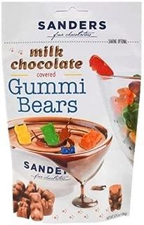 Chocolate Covered Gummi Bears 3.75 OZ