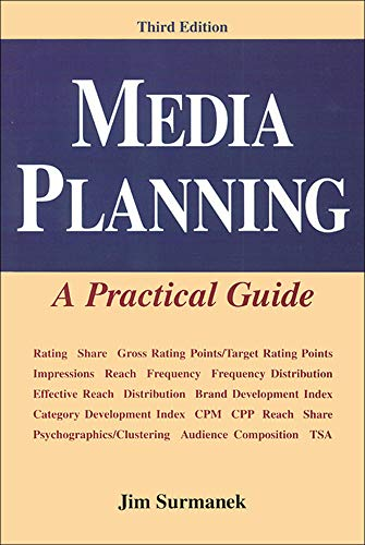 Media Planning: A Practical Guide (NTC Business Books)