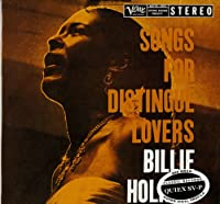 Billie Holiday - Songs for Distingue Lovers - 200g Quiex SV-P - LP Vinyl Reissue