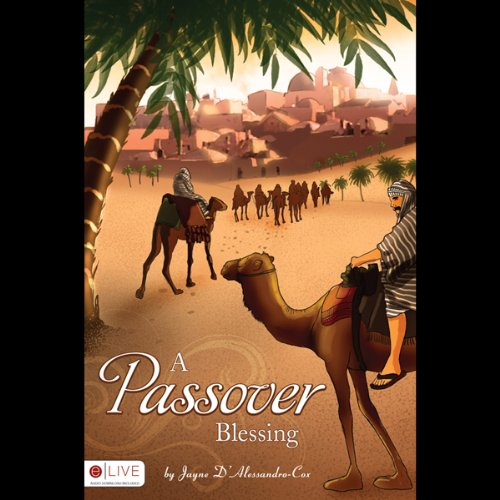 A Passover Blessing  Audiolibri
