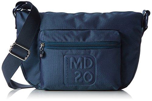 Mandarina Duck MD20 Borsa a spalla blu