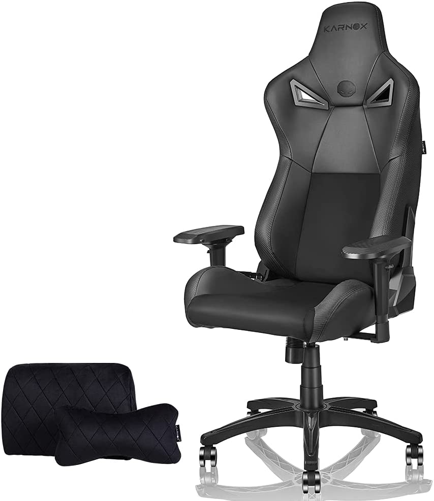 KARNOX BK Gaming Chair 25% OFF Office Over item handling 155º Recline PUSued with