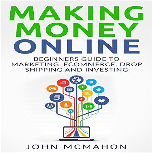 Making Money Online audiobook cover art