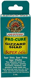 Pro-Cure Gizzard Shad Super Gel, 2 Ounce