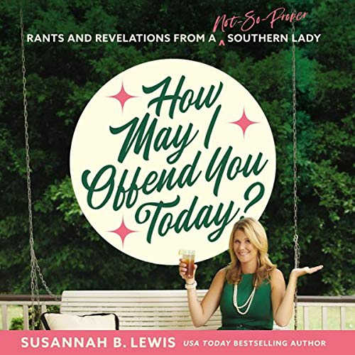 How May I Offend You Today? cover art