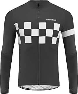 81ede92c0 Uglyfrog Bike Wear Hombres Invierno Ciclismo Maillots Chaqueta de Ciclismo  Térmico Respirable Cómodo Manga Larga