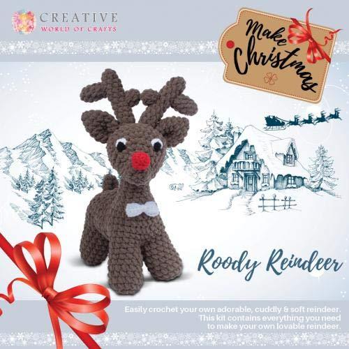 Knitty Critters Make Christmas, Roody Reideer