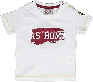 AS Roma Salopette+T-Shirt Neonato R13788