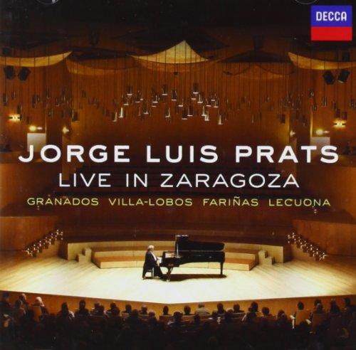 Live in Zaragoza