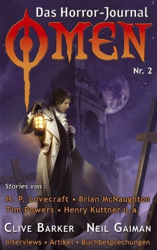 Omen, Das Horror-Journal, Nr. 2