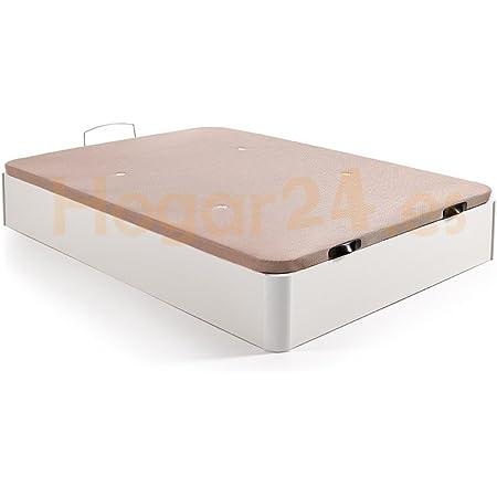 Canapé Abatible Pikolin NaturBox - Cerezo, 135x190cm: Amazon ...
