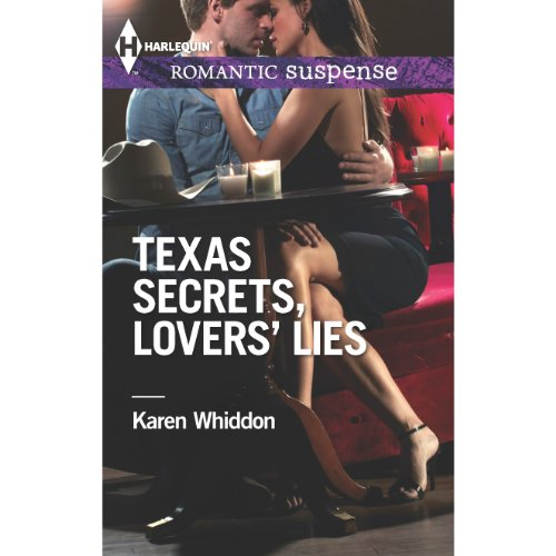 Texas Secrets, Lovers' Lies audiobook cover art