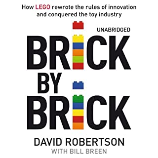 Brick by Brick cover art