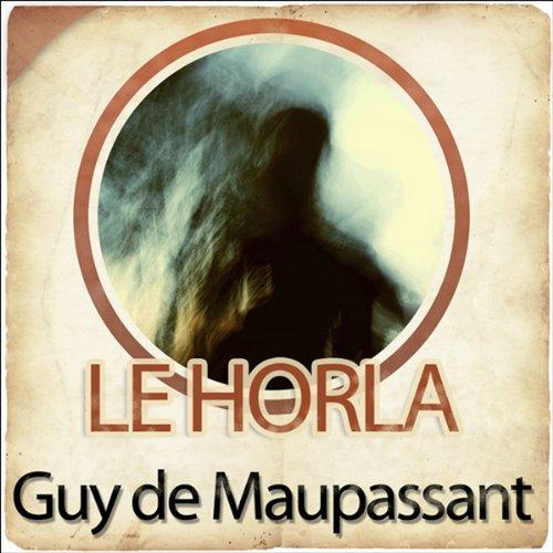 Le Horla audiobook cover art