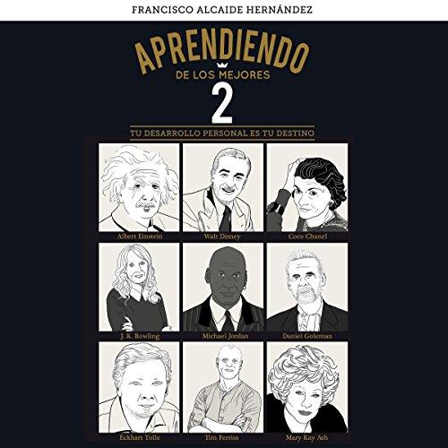 Aprendiendo de los mejores 2 audiobook cover art