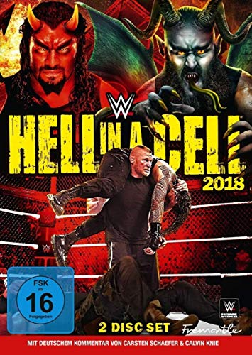 WWE - Hell in a Cell 2018 [Alemania] [DVD]