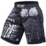 Cody Lundin Herren Strand-Shorts, Badeshorts,...