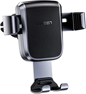 UGREEN Car Phone Mount Gravity Car Air Vent Phone Holder Stable Auto Clamp Car Cradle for New iPhone 11/11 Pro/11 Pro Max,...