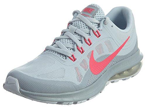 Nike Nike Damen 859577-001 Traillaufschuhe, Grau (Pure Platinum/Hyper Pink-Wolf Grey-White), 36.5 EU